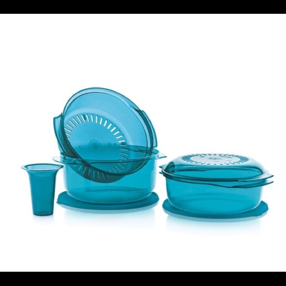 New Tupperware Stack Cooker